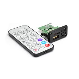 Песня mp3 онлайн-FORNORM Kids Lab DIY Song Module Мини MP3 Декодер Аудио Декодер Доска 3.5 мм Разъем Для Наушников Для Использования Поддержка WAV U-Disk TF Карта