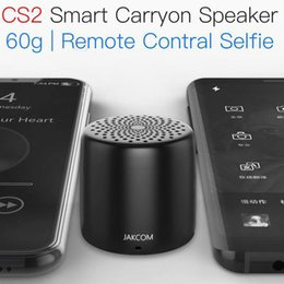 2019 filtre de haut-parleur JAKCOM CS2 Smart Carryon Speaker Vente chaude dans des enceintes étagères comme filtre à condensat amazon point 3ème gadgets intelligents
