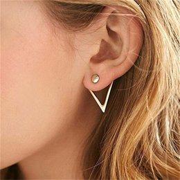 J Meng Vintage Butterfly Earrings Multicolour Rhinestone Color Fairy Tale Retro Ear Stud Earrings
