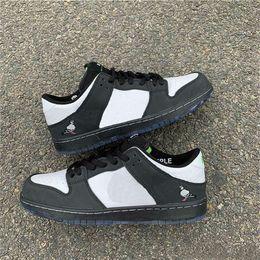 Staple x SB Dunk Low Pro Violet homard OG QS Skateboard Chaussures Panda Pigeon 3.0 Fashion Designer Sport Sneakers Chaussures Casual