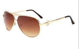 b5e34ea7e hello kitty glasses Promo Codes - Luxury-High Quality Classic Pilot Sunglasses  Designer Brand Mens
