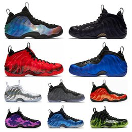 neue penny hardaway sneakers Rabatt 2020 neue Ankunft Hardaway Black Metallic Gold CNY Herren Basketball Schuhe Alternative Galaxy 1.0 2.0 Olympic Penny Sports Designer Turnschuhe