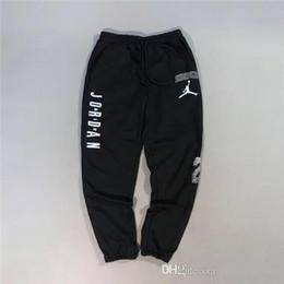 ee9625ba25c942 19ss INS New Arrival SUP Jumpman Paris Pants elastic waist track Trousers  Men Women fashion sport Jogger Sweatpants Outdoor Pants