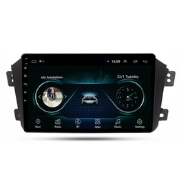 car gps free map wifi Promo Codes - Car radio GPS built-in Wifi car multimedia free map front camera multimedia fast delivery for Geely GX7 9inch Android 8.1