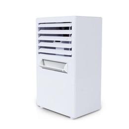 Humidificateurs de puissance en Ligne-Vente chaude Mini climatiseur ventilateur humidificateur dispositif hydratant avec mise hors tension automatique Fonction-30 livraison gratuite