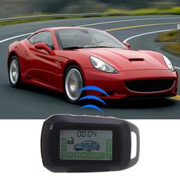 système de sécurité d'alarme de voiture à distance Promotion Système d'alarme de voiture 2 voies Télécommande de système de sécurité de voiture pour Starline A92