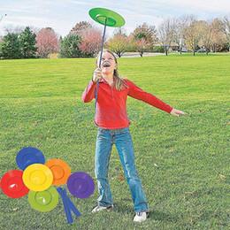 2019 aperto tático m4 ids brinquedos ao ar livre 6 conjuntos Placa de giro de plástico Malabarismo Adereços Ferramentas de desempenho Crianças Crianças Praticando Habilidades de Equilíbrio Brinquedo Casa ...