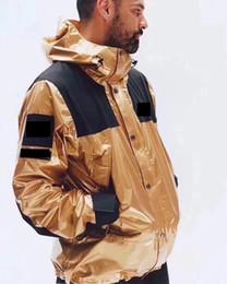 Luxury Mens giacca designer Uomini Donne Windbreaker Jacket Designer Abbigliamento Uomo metalli Mountain Parka Cappotti Designer invernali da uomini di giacca sportiva di bambù fornitori