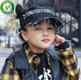 Cappellino da uomo Cappellino da baseball Fresco Berretti da baseball  Ragazzi da lettera Lettera Regolabile per bambini Cappello Hip Hop  Cappellini per il ... fa688836460b