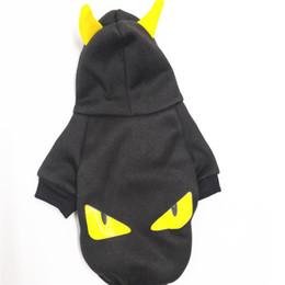 Hollaween Evil Design Animali domestici Felpe con cappuccio INS Moda Addensare Inverno Animali Maglioni Natale Trendy Soft Teddy Apparel da