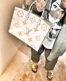 meilleurs sacs à main de luxe Promotion Meilleure vente Sacs à main de luxe Femmes dernière conception grande capacité Sac à bandoulière unique Top Marque Onthego Toron Poignée Tote M44571 Taille 41cm