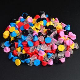 lunette carrée Promotion Bouton de broche Bouton multicolore classique en gros pour broches broches Accessoires vente chaude expédition de baisse