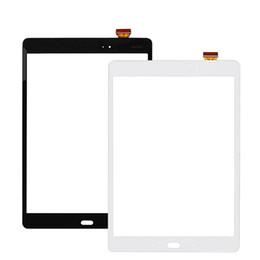 Pantalla táctil digitalizadora para Samsung Galaxy Tab A 9.7 P550 P555 LCD Reemplazo de panel de vidrio externo desde fabricantes