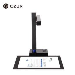 быстрый сканер документов Скидка кучного Сканеры CZUR Shine Pro Портативный сканер формата А4 USB 2.0 Быстрый сканер с OCR Функция для MacOS и Windows, не доступна для Бо ...