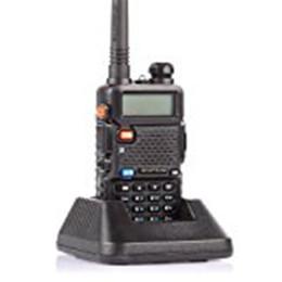 Argentina Versión clásica UV-5R Banda dual Modelo VHF / UHF Radio de mano mejorada Pase FCC 90 Parte Certificación de alta calidad supplier high quality way radios Suministro
