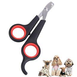 Tagliatrici artigianali online-1 Pz Dog Clipper per unghie Dog Claw Pet Nailclippers Forniture Cats Nails Clippers Trimmer Pet Nail Artiglio Grooming Scissors Cutter