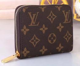 Raccoglitore di soldi della borsa della moneta online-ZIPPY WALLET VERTICALE il modo più elegante per portare in giro denaro, carte e monete famoso design da uomo in pelle borsa titolare della carta da lavoro a lungo