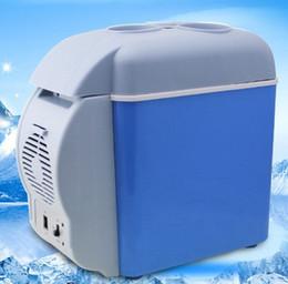 Voiture pique-nique 7,5l portable mini-mini-réfrigérateur voiture maison double congélateur dortoir froid et chaud dortoir petit réfrigérateur ? partir de fabricateur