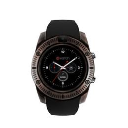 Deutschland Neueste Smartwatches KY003 Bluetooth Smartwatch mit Kamera-SIM-Kartensteckplatz Heißer Verkauf Round Face Screen Smartwatch für Android iPhone supplier newest smart watch camera Versorgung