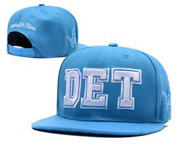 2019 Sports sunhat headwear Snapback Lions Golf Visor Blue Color Caps  Adjustable All Team Baseball Ball snapbacks High Quality Sports hats 7d9c24c17389