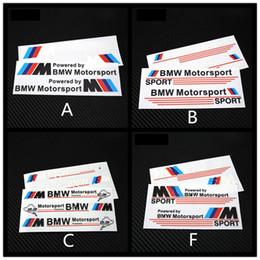 Spiegel bmw x5 online-Mini Cooper Rückspiegelaufkleber Fensterglasaufkleber für BMW Mini 3 X1 X3 X5 X6 M Allgemein Schwarz Weiß M Motorsport