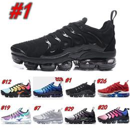 the latest 87bce 1e148 vapormax shock shoes Rabatt Nike Air Vapormax TN 2018 Neue TN Plus  Laufschuhe Klassische Outdoor Laufschuhe