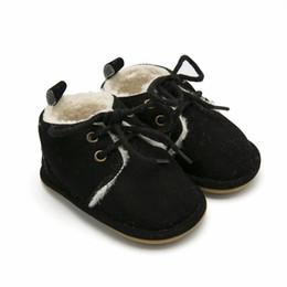 kind knie hohe gummistiefel Rabatt 2018 kinder winter einfarbig schneeschuhe Baby jungen mädchen kinder Weichen boden Komfortable kleinkindschuhe 6040