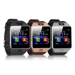 2019 medidor de ips Venta caliente DZ09 Smart Watch Dz09 Relojes Reloj Android Reloj Smart SIM Inteligente Teléfono móvil Sleep State Reloj inteligente