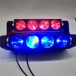 Luce di movimento del ragno online-4pcs LED Beam Spider Light 8x12w 4in1RGBW LED Spider Moving Head Light per Party DJ Discoteca Decorazione di cerimonia nuziale Stage Lighting