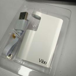 miglior kit mod Sconti Scatola Vibo portatile per kit olio con caricabatterie USB e sigaretta elettronica 510 filo di alta qualità scatola di vape mod Andrew Vape