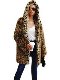 2019 женщины с капюшоном из искусственной кожи Осень искусственная норка кожаная куртка женская с капюшоном леопардовый принт меховое кожаное пальто женщины тонкие куртки jaqueta de couro мода дешево женщины с капюшоном из искусственной кожи