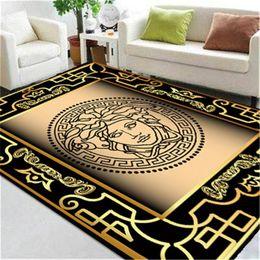 Goddess Print Design Carpet Nordic Living Room Tea Table Room Carpets  Bedroom Large Area Household Use Carpet