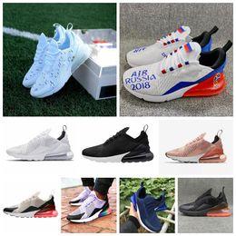 best service 97ac4 88028 8 Fotos Argentina Nike 2018 air max airmax 270 Francés dos estrellas Hombres  Zapatos max Negro Blanco Cushion