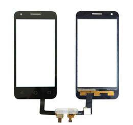 Alta qualidade 4,5 '' para Alcatel One Touch Pixi 3 4027 4027X 4027D OT4027 Touch Screen tela digitador Sensor de vidro Painel Preto Toque de Fornecedores de reparação de tela sensível ao toque asus