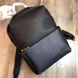очень большой кожаный рюкзак Скидка Роскошные дизайнерские сумки в рюкзаке из натуральной кожи с большой вместительностью и классической школьной сумкой