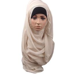 Wholesale 6 colores hijabs musulmanes cubiertas de cabeza hijab musulmán completa instantánea sudadera con capucha mujeres hijab bufanda tapas pañuelo para las mujeres