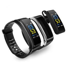 2019 headset anschauen Y3 Plus Smart Armband Passometer Pulsmesser Bluetooth Uhr Mann Frauen Sportuhr Mit Bluetooth Headset Smart Uhr Armband günstig headset anschauen