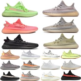 zebra shoes for women Coupons - Antlia Lundmark Synth GID Glow Clay Running Shoes For Men Women Semi Frozen Yellow True Form Static Zebra Beluga 2.0 Sesame Sneakers