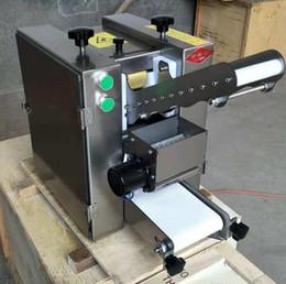 sahne-tische Rabatt Freies Verschiffen 110V oder 220V Automatische Dumpling Wrapper Maschine Dumpling Vorhaut Hersteller Dumpling Haut Maschine