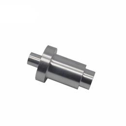 Máquinas de torneado online-Venta caliente China Custom CNC Machining Titanium Parts Precisión Brass Titanium Steel CNC Turning Parts Aluminio CNC Machining Parts