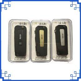 Llave de visión online-Batería clave Cartuchos de Vape 350 mah Precalentamiento 3 Configuración Voltaje 2.4-3.2-4.2V Para todos los cartuchos de Vape VS hilandero de visión DHL 0266193