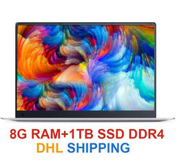 Wholesale Laptop de pulgadas con G RAM DDR4 TB G G G SSD Gaming Laptops Ultrabook intel j3455 Quad Core Win10 Computadora portátil