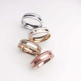 Nuovo anello Daniel Wellington DW Vintage 316L tutto acciaio inossidabile Disponibile orologi al quarzo 5-10 dimensioni Uomo Donna Anelli all'ingrosso Anillo da