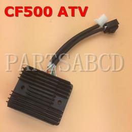 gleichrichter Rabatt PARTSABCD 12v Voltage Regulator Rectifier CFMOTO 500 CF500 500CC UTV ATV Go-Kart-Quad Dune Buggy