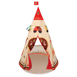 Внутренние палатки онлайн-Children Beach Tent Baby Play Game House Kids Tent Princess Castle Indoor Outdoor Tents Christmas Gifts