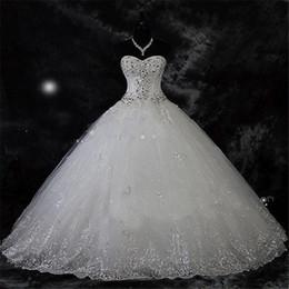 черные белые свадебные платья Скидка Бохо бальное платье свадебные платья с кружевными аппликациями 2019 хрустальные свадебные платья развертки поезд невесты платье Vestidos De Novia