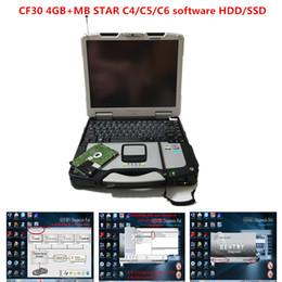 hardbook portátil Rebajas El software completo más completo de 2019.05 MB de STAR C4 / C5 / C6 HDD / SSD X-E.TRY / d.ts V8.13 / d.as / e.pc con el portátil Toughbook CF30 de 4GB