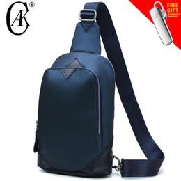 b98ad12793517 ... Brust Taschen Unisex Sling Bag Für Frauen Hohe Qualität Nylon Mann  Crossbody Tasche College Style 2019 Neue Junge frauen-sling-beutel-art  Angebote