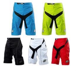 Argentina Pantalones cortos de moto de motos cortas de MTB duradero para hombres Motocross corto de motocicleta Suministro