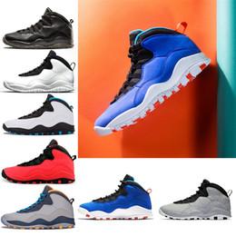 buy online 1c9b7 0a325 Jumpman Retros Tinker 10 Männer Basketball Schuhe Weiß Mann Sport  Turnschuhe Westbrook Chicago Blau Outdoor Sport Schuhe Neue Ankunft  Designer Schuhe